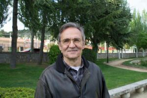 Luis Felipe Sellera es activista de la Sierra.