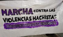 Marcha contra las violencias machistas en Majadahonda
