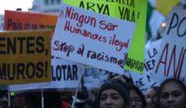 17N Manifestación Antirracista