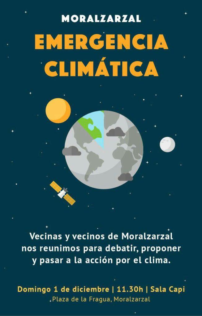 clima moralzarzal