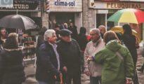 Concentración en Calle Real Alpedrete