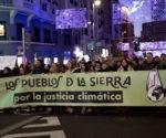 Los pueblos de la sierra por la justicia climática