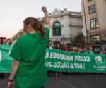 área de educación de IU Madrid