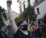 manifestación por la república 4