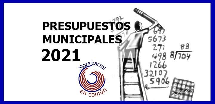 Presupuestos 2021 Moralzarzal